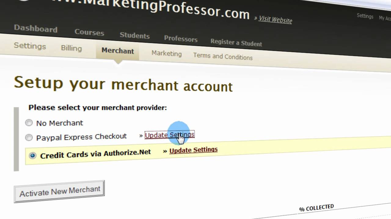 Review of Prfessor com Information Hosting and Selling Web Service (Your own online University)