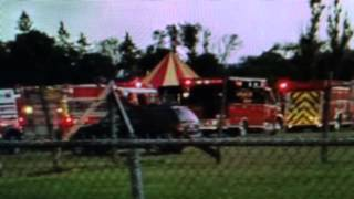 "Circus Tent Collapse New Hampshire 2 Dead ""Extreme Winds"""