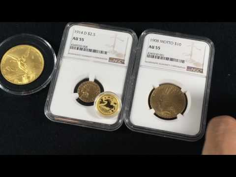 $10 Indian Trade for Gold Bullion? and BullionStacker rounds