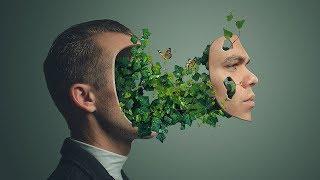 Plant Face Portrait Effect Photoshop Tutorial