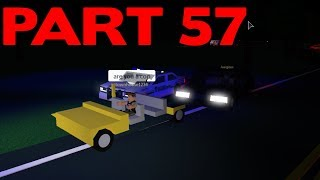 Roblox Mano County Patrol Part 57 | Very Slow Day! |