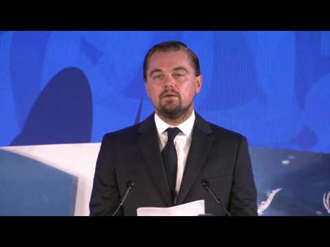 Leonardo DiCaprio's Remarks at 2016
