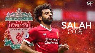 Mohamed Salah 2018  Hotline Bling  Skills and Goals  HD
