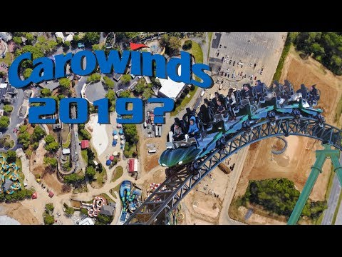 New MACK Mega Coaster for Carowinds 2019?