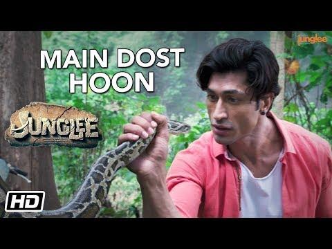 Main Dost Hoon | Junglee | Vidyut Jammwal, Pooja Sawant & Asha Bhat | Chuck Russell | 29 March