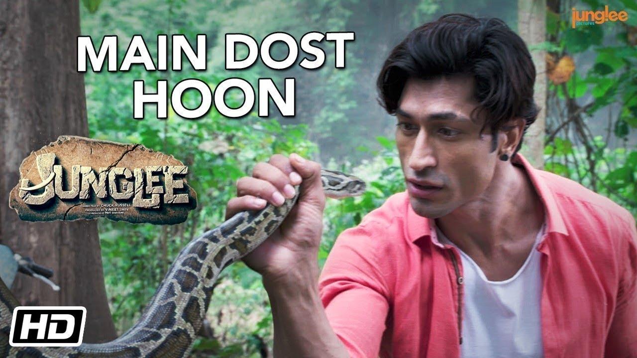 Download Main Dost Hoon   Junglee   Vidyut Jammwal, Pooja Sawant & Asha Bhat   Chuck Russell   29 March