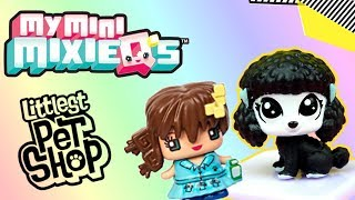 Litllest Pet Shop & My Mini Mixieq's • Plac zabaw • bajka po polsku