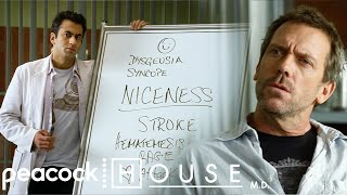 The Only Way To Make House Nicer? | House M.D.