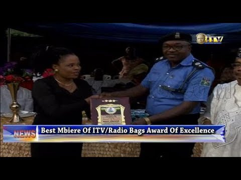 Best Mbiere of ITV/Radio bags Award of Excellence