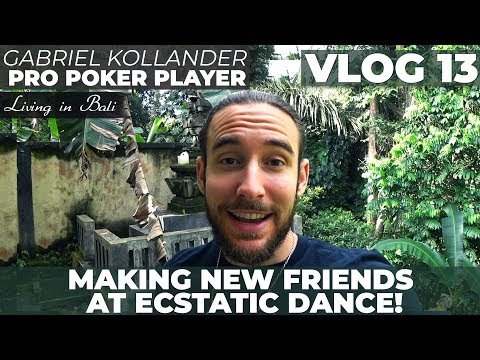 Making New Friends At Ecstatic Dance! | Vlog 13 - YouTube