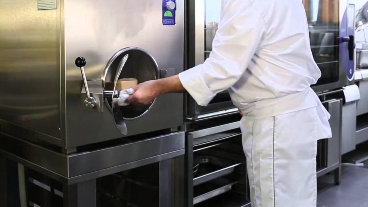 Bonnet thirode grande cuisine cuiseur vapeur youtube - Bonnet thirode grande cuisine ...