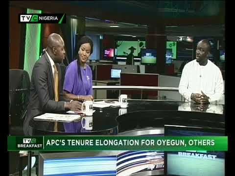 TVC Breakfast 2nd March 2018 | APC's tenure elongation for O