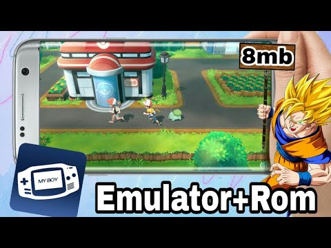 HOW TO DOWNLOAD POKEMON SUPER MEGA EMERALD GBA FOR ANDROID
