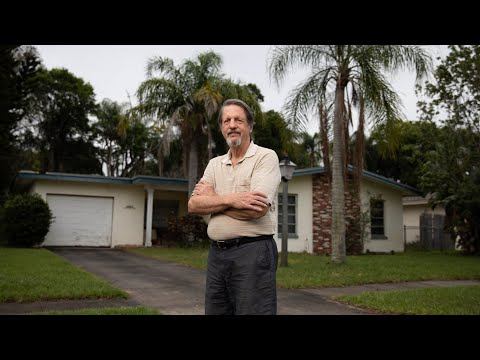 Mel Taylor - Florida Man Could LOSE his Home for LONG GRASS!!!