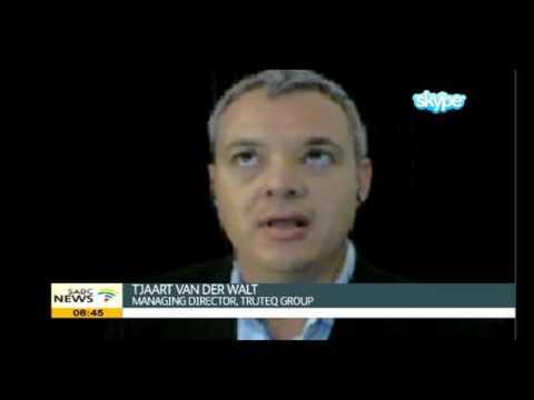 Tjaart van der Walt on cyber crime, banking fraud