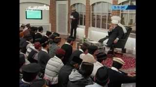 Gulshan-e-Waqfe Nau 1 Feb 2009, Educational class with Hadhrat Mirza Masroor Ahmad