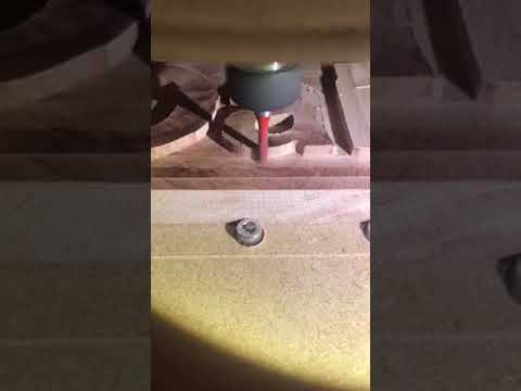 DIY CNC Milling 2