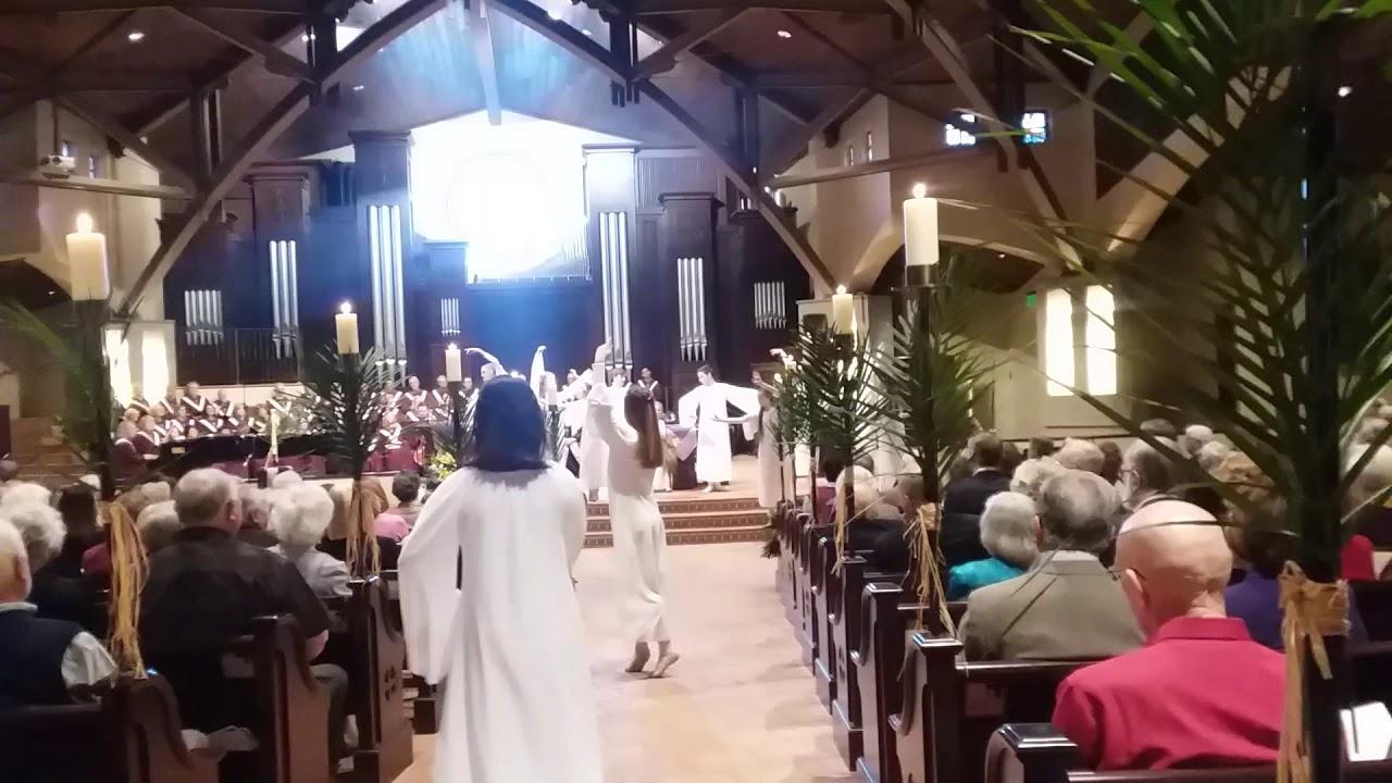 Palm Sunday Celebration Village Church Lynch Dance Insute Partnership
