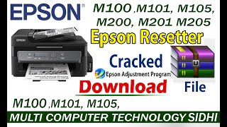 Epson l380 resetter free download blank printing after reset printer