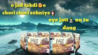 Part Time(Full Audio)   Lyrical video   Aviraj Mathur   Aviraj Records   Punjabi Song