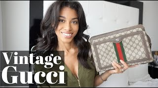 GUCCI OPHIDIA FOR $200?  |  Vintage Gucci Resurgence  |   KWSHOPS