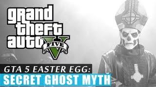 GTA 5: GHOST Easter Egg/Myth!