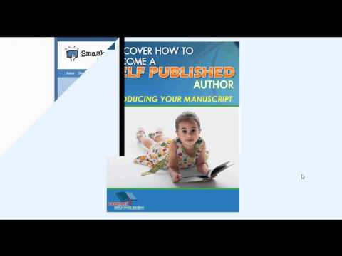 How to Publish your eBook to Smashwords.com