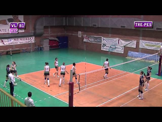 Trevi vs Pesaro - 3° Set