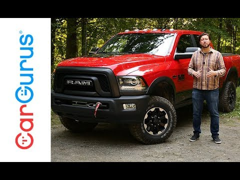 2017 Ram 2500 Power Wagon | CarGurus Test Drive Review