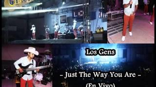 Los Gens - Just The Way You Are (En Vivo)