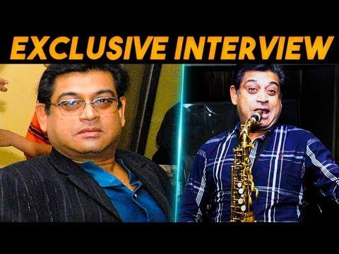 Kishore Kumar's son Amit Kumar singer's exclusive interview - Chennai visit