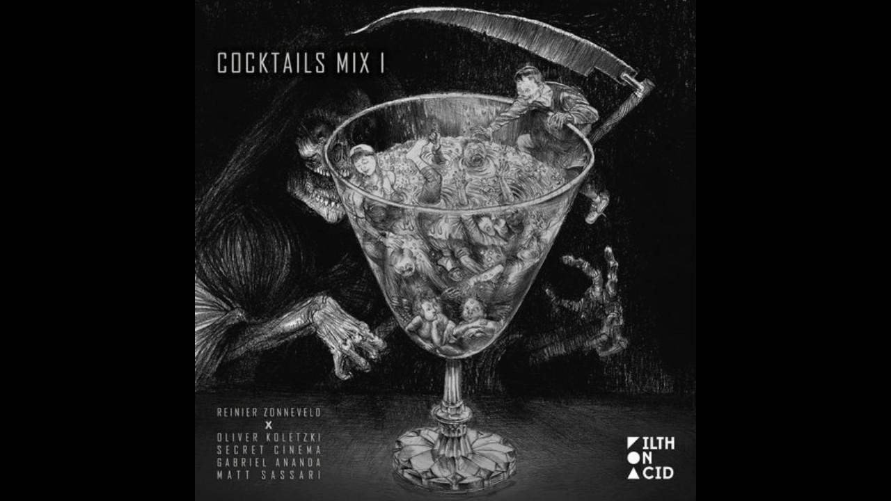 Oliver Koletzki U0026 Reinier Zonneveld   Cold Conquest (Original Mix)