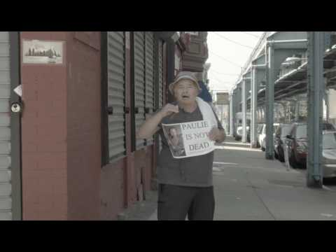 """Burt Young in Philadelphia! """"PAULIE'S NOT DEAD!!"""""""