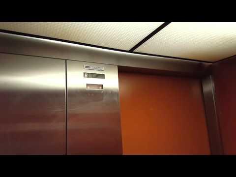 Vintage Dover Elevator Building A EPCC Rio Grande Campus El Paso, TX