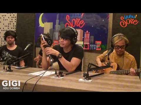 GIGI-ADU DOMBA LIVE PERFORM