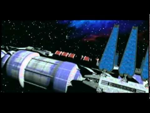 Babylon 5 Intro (deutsches Intro Staffel 1)