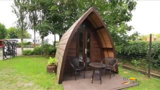 Vidéo du camping de l'Eté Indien à Wimereux