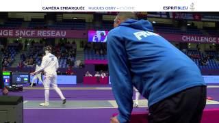 Caméra embarquée avec Hugues Obry