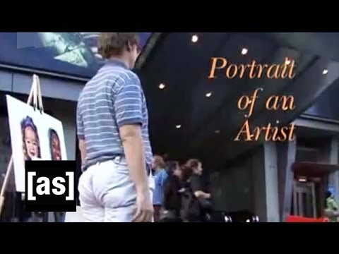 Portrait of an Artist | Tim and Eric Awesome Show, Great Job! | Adult Swim