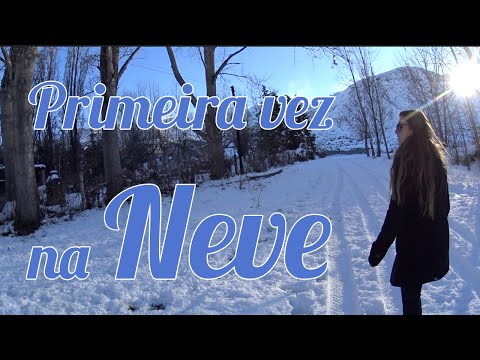 Intercâmbio em Mendoza (Argentina) - Parte 4: EU VI NEVE