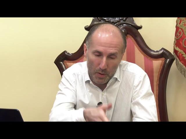 Mensaje de Gonzalo Jácome, Alcalde de Ourense, por la crisis del coronavirus