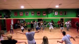 Keydance Escuela de Danza. Curso con Sarah Coral. (Barcelona - UrbanDance Factory)