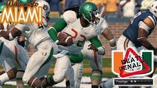 BACK TO REALITY | DEATH PENALTY DYNASTY | NCAA FOOTBALL 14 EP4