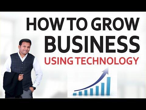 How to Grow Business Using Technology   Bharat Jain   flashback   CCTV   Technology  