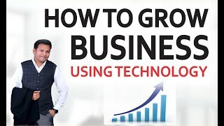 How to Grow Business Using Technology | Bharat Jain | flashback | CCTV | Technology |