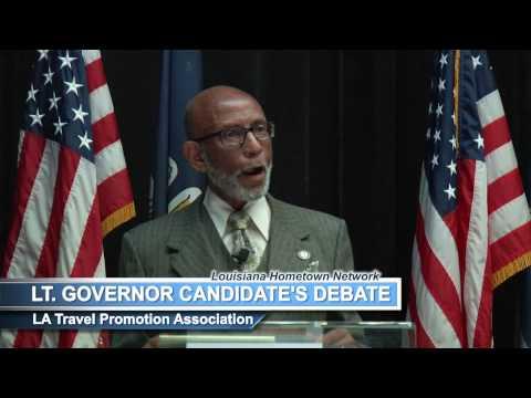 LTPA Lt. Governor Candidate's Debate