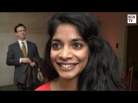 Amara Karan Interview - The Ambassadors & Wes Anderson