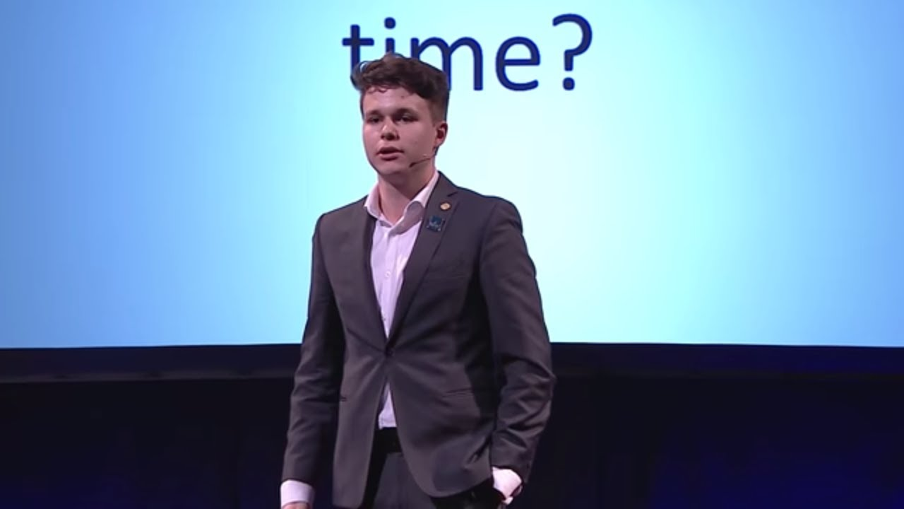 HOW TO LEARN LANGUAGES EFFECTIVELY | Matyáš Pilin | TEDxYouth@ECP