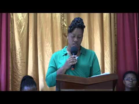 International Women's Day of Prayer - SDA Church Gingerland