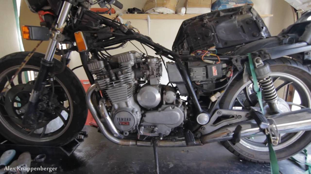 Wiring A Motorcycle Up From Scratch With Minimal Wiring Japanese
